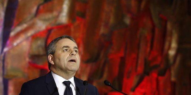 Xavier Bertrand, président des Hauts-de-France, a fait de l'emploi son cheval de bataille durant la campagne électorale : il y met aujourd'hui les moyens.