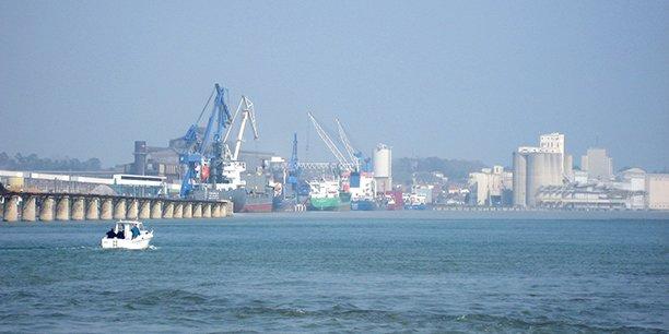 Le port de Bayonne dispose d'atouts logistiques indéniables