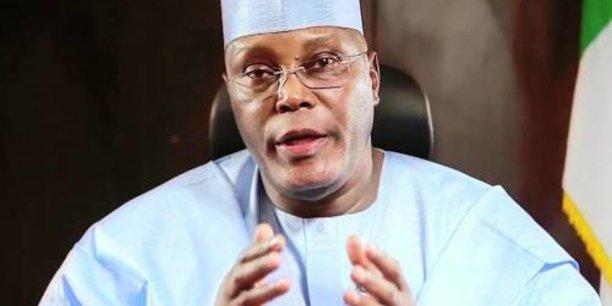 Atiku Abubakar, ancien vice-président du Nigéria