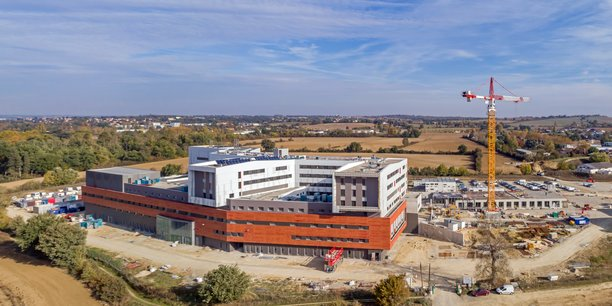 Le groupe suédois Capio a investit 100 millions d'euros pour construire sa clinique du futur.