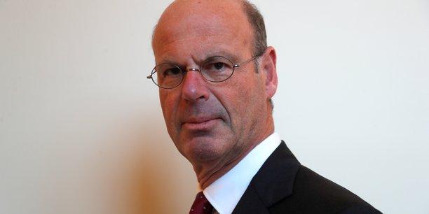 Eric Lombard, directeur général de la Caisse des dépôts et consignations (CDC).