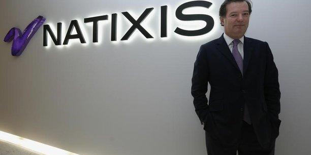 Laurent Mignon, le directeur général de Natixis, veut notamment faire du digital un levier de croissance.