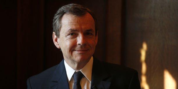 Alain Weill, le nouveau PDG de SFR.