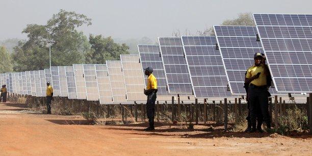 En novembre dernier, le Burkina Faso inaugurait la centrale solaire de Zagtouli, la plus grande infrastructure du genre en Afrique de l'Ouest, avec une capacité de production de 33 mégawatts.