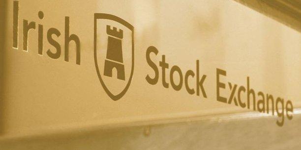 La Bourse de Dublin représente une capitalisation boursière de 122 milliards d'euros, avec 51 entreprises cotées.