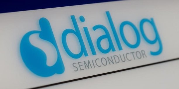Ne se remet pas de la 'rumeur Apple — Dialog Semiconductor