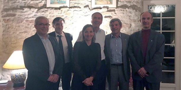 Le CCEF Occitanie compte 81 membres.
