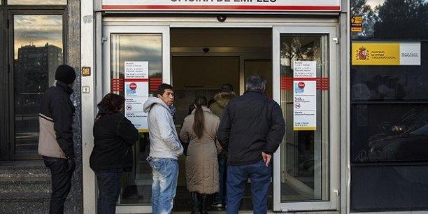 Légère baisse du taux de chômage dans l'Eurozone en octobre