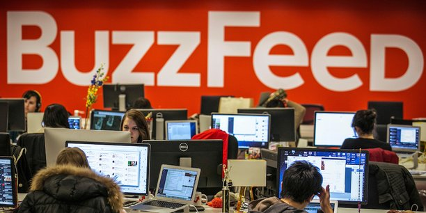 BuzzFeed aurait renoncé à une introduction en Bourse à court terme et va licencier environ 100 de ses quelque 1.700 employés