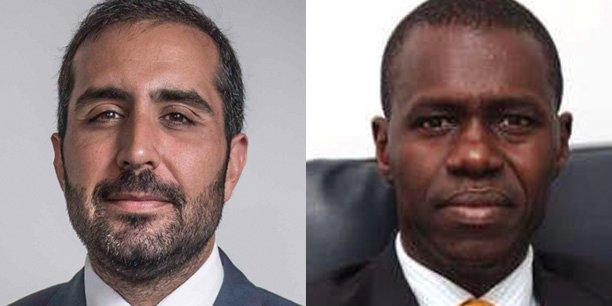 Abdelmalek Alaoui, Editorialiste de La Tribune Afrique, et Moubarack LO, Economiste sénégalais.