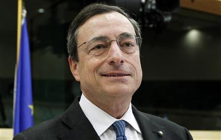 Mario Draghi touche 374.124 euros par an, c'est 45 % de plus que le premier ministre italien...