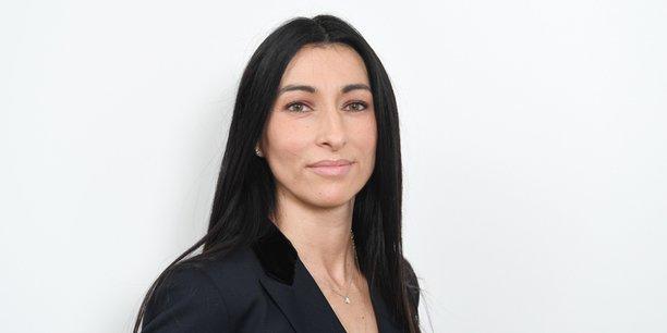 Brigitte Schirmann-Soulier, recrutée au sein du bureau d'avocats Taj