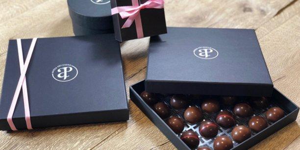 La nouvelle marque Anissa Pâtisserie comprend une gamme de cinq chocolats, pauvres en sucre, convenant notamment aux personnes souffrant de diabète