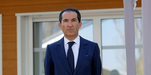 Patrick Drahi, le fondateur et propriétaire d'Altice, maison-mère de SFR.