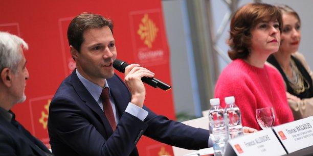 Thomas Bascaules est le président de la nouvelle agence régionale économique.