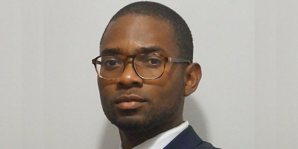 Fitzgerald Bony, spécialiste en transformation digitale, diplômé de Sciences Po Paris