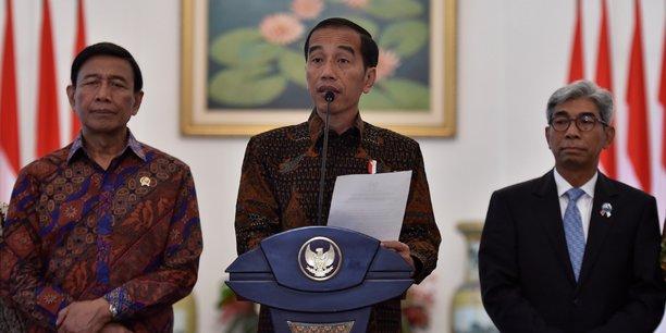 L'indonesie condamne la decision des etats-unis sur jerusalem[reuters.com]