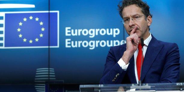 Eurogroupe et ce divergent sur le ministre des finances[reuters.com]