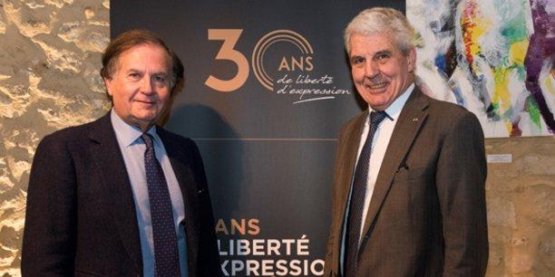 Robert Skalli et Jacques Gravegeal ont lancé le pari de Pays d'Oc en 1987
