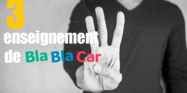 Retour sur la stratégie payante de Bla Bla Car