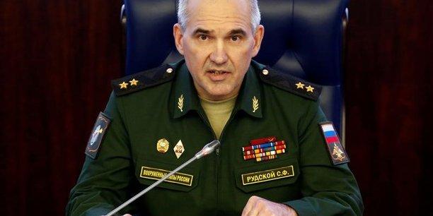 L'armee russe dit avoir rempli sa mission en syrie[reuters.com]