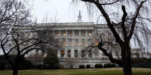 Usa: le prolongement du financement federal vote a la chambre[reuters.com]