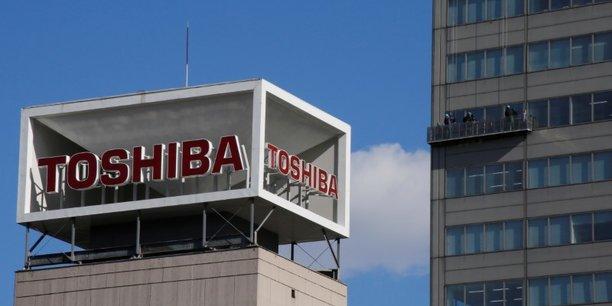 Toshiba espère tirer les fruits de sa restructuration engagée depuis 2016. Le nouveau Pdg, Nobuaki Kurumatani, vient d'être nommé mercredi pour achever ce plan.