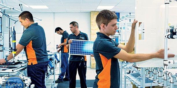 Sunna Design fait partie des entreprises avancées en matière d'industrie du futur