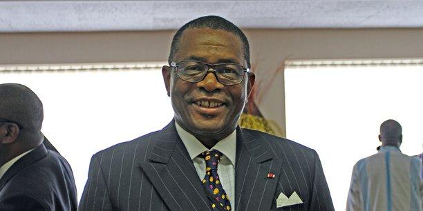 Joseph Owona Kono, Co-président de l'Assemblée parlementaire paritaire ACP-UE