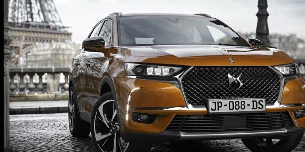 La DS7 Crossback sera le premier modèle de la marque à proposer une motorisation E-Tens, une hybride essence rechargeable, pour mi-2019.
