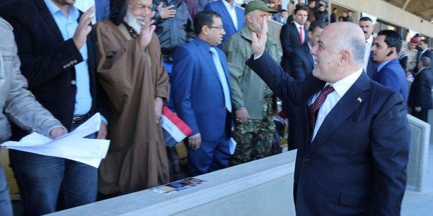 Defile militaire en irak pour celebrer la victoire sur daech[reuters.com]