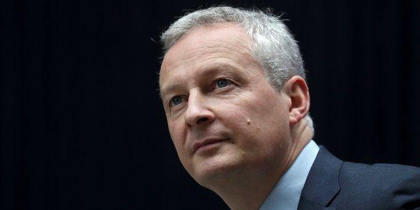 « La loi Pacte est d'abord une loi pour les PME et pour l'emploi », a déclaré Bruno Le Maire, le ministre de l'Économie et des Finances, en présentant son projet de loi.