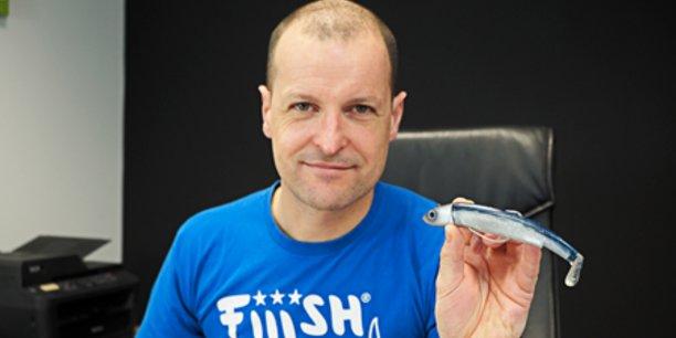 Fiiish : les leurres de pêche bretons prennent le large