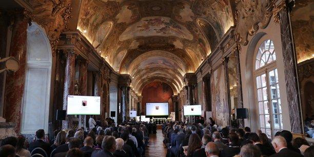 Le Forum Smart City Toulouse 2019 se déroulera salle des Illustres au Capitole