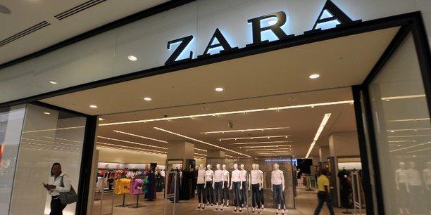 Inditex (Zara) : bénéfice net en hausse pour le roi du
