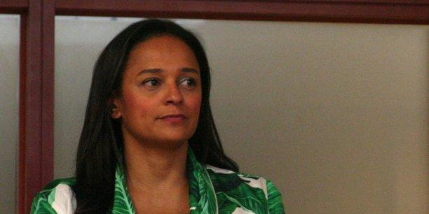 Angola  : Isabel dos Santos est-elle déjà tombée en disgrâce ?