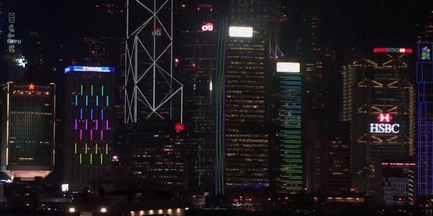 La Skyline de Shanghai.