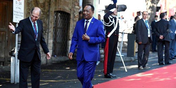 Là où il s'attendait à recevoir 7 milliards de dollars à titre d'investissements de ses partenaires multilatéraux, le Niger devrait empocher 12,7 milliards de dollars.