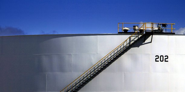 Au début du mois de décembre 2017, les stocks flottants nigérians d'essence étaient estimés à quelque 200 000 tonnes.