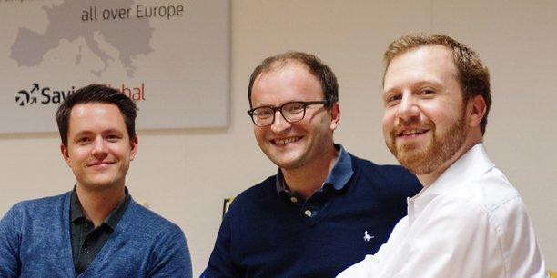 Depuis sa création en 2012, la startup berlinoise Raisin a levé 170 millions d'euros.