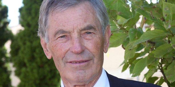 Gérard César préside l'Association des maires de Gironde depuis 2011.
