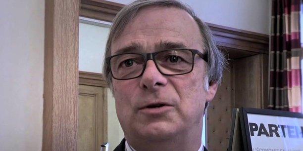 René Chevalier est président de Fédération savoyarde du BTP depuis 20 ans.