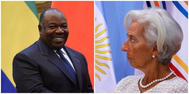Le FMI, dirigé par Christine Lagarde, recommande des réformes pour améliorer le suivi des dépenses liées aux programmes sociaux, afin de veiller à ce que le poids du rééquilibrage budgétaire ne repose pas de manière disproportionnée sur les couches de population les plus vulnérables dans le pays d'Ali Bongo.