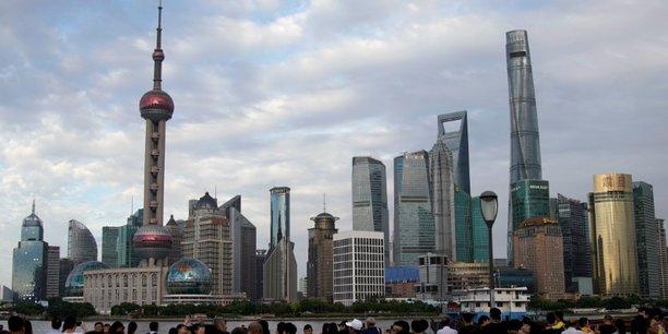Premier pays touché par le coronavirus, la Chine a finalement enregistré une croissance positive de 2,3% en 2020.