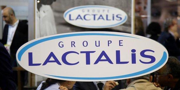 600 lots ont été rappelés mi-décembre par le fabricant de lait infantile à la demande de Bercy.