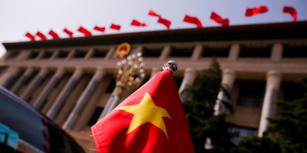 Le Vietnam a enregistré en 2017 sa plus forte croissance des dix dernières années à 6,81%.