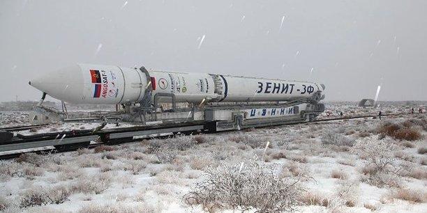 Angosat1 a été mis en orbite le mercredi 27 décembre à 19H (GMT), depuis le cosmodrome de Baïkonour au Kazakhstan.