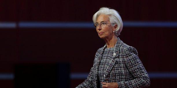 La reprise est plus forte, mieux partagée, elle n'est plus seulement tirée par les 'grands émergents', affirme Christine Lagarde.