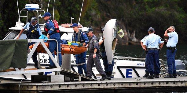Le directeur général de Compass Group, leader mondial de la restauration collective, a été tué avec cinq autres personnes dont quatre proches, dans un accident d'hydravion en Australie, à la Saint-Sylvestre.