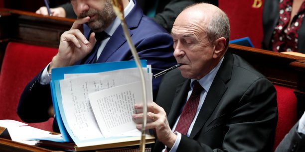 Collomb condamne des tags antisemites en region parisienne[reuters.com]